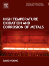 High Temperature Oxidation and Corrosion of Metals (eBook)