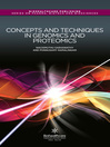 Concepts and Techniques in Genomics and Proteomics (eBook)