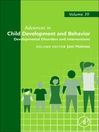 Developmental disorders and interventions (eBook)