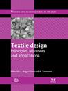 Textile Design (eBook): Principles, Advances and Applications