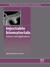 Injectable Biomaterials (eBook): Science and Applications