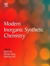 Modern Inorganic Synthetic Chemistry (eBook)