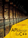 API Design for C++ (eBook)