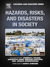 Hazards, Risks and, Disasters in Society (eBook)