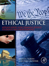 Ethical Justice (eBook): Applied Issues for Criminal Justice Students and Professionals