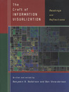 The Craft of Information Visualization (eBook): Readings and Reflections