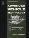 Advanced Vehicle Technology (eBook)