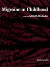 Migraine in Childhood (eBook): And Other Non-Epileptic Paroxysmal Disorders
