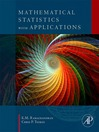 Mathematical Statistics with Applications (eBook)