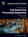 Proceedings of the 2nd Annual Gas Processing Symposium (eBook): Qatar, January 10-14, 2010