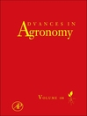Advances in Agronomy, Volume 108 (eBook)