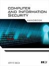 Computer and Information Security Handbook (eBook)