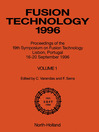 Fusion Technology 1996 (eBook)