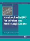 Handbook of Mems for Wireless and Mobile Applications (eBook)