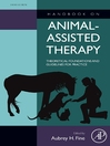 Handbook on Animal-Assisted Therapy (eBook): Theoretical Foundations and Guidelines for Practice