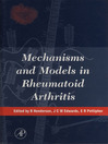 Mechanisms and Models in Rheumatoid Arthritis (eBook)