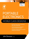 Portable Electronics (eBook): World Class Designs