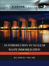 An Introduction to Nuclear Waste Immobilisation (eBook)