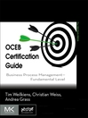 OCEB Certification Guide (eBook): Business Process Management--Fundamental Level