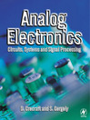 Analog Electronics (eBook): Circuits, Systems and Signal Processing