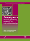 Geopolymers (eBook): Structures, Processing, Properties and Industrial Applications