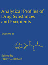 Analytical Profiles of Drug Substances and Excipients (eBook)