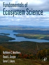 Fundamentals of Ecosystem Science (eBook)
