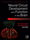 Neural Circuit Development and Function in the Healthy and Diseased Brain (eBook): Comprehensive Developmental Neuroscience