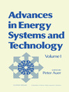 Advances in Energy Systems and Technology (eBook): Volume 1