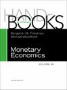 Handbook of Monetary Economics 3A (eBook)