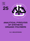 Analytical Pyrolysis of Synthetic Organic Polymers (eBook)