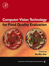 Computer Vision Technology for Food Quality Evaluation (eBook)