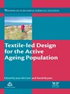 Textile-led Design for the Active Ageing Population (eBook)