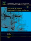 Handbook of Temporal Reasoning in Artificial Intelligence (eBook)