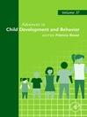 Advances in Child Development and Behavior (eBook)