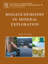 Biogeochemistry in Mineral Exploration