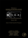Advances in Imaging and Electron Physics (eBook)