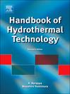 Handbook of Hydrothermal Technology (eBook)