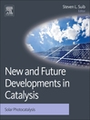 New and Future Developments in Catalysis (eBook): Solar Photocatalysis