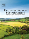 Engineering for Sustainability (eBook): A Practical Guide for Sustainable Design