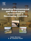 Evaluating Environmental and Social Impact Assessment in Developing Countries (eBook)