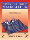 A Physicist's Guide to Mathematica (eBook)