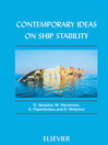 Contemporary Ideas on Ship Stability (eBook)