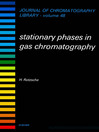 Stationary Phases in Gas Chromatography (eBook)