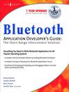Bluetooth Application Developer's Guide (eBook)
