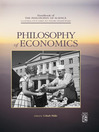 Philosophy of Economics (eBook)