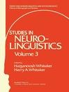 Studies in Neurolinguistics (eBook)