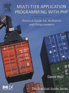 Multi-Tier Application Programming with PHP (eBook): Practical Guide for Architects and Programmers