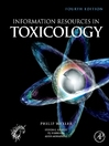 Information Resources in Toxicology (eBook)