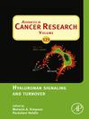 Hyaluronan Signaling and Turnover (eBook)